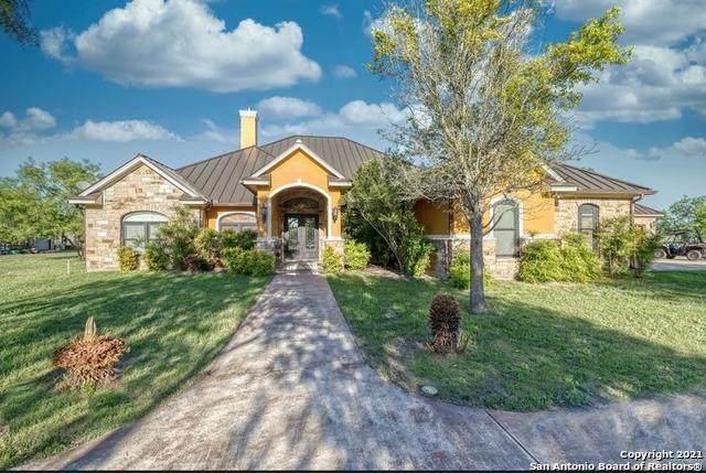 122 Pvt Rd 3850 Pav, Utopia, TX 78884 (MLS #1527081) :: Williams Realty & Ranches, LLC