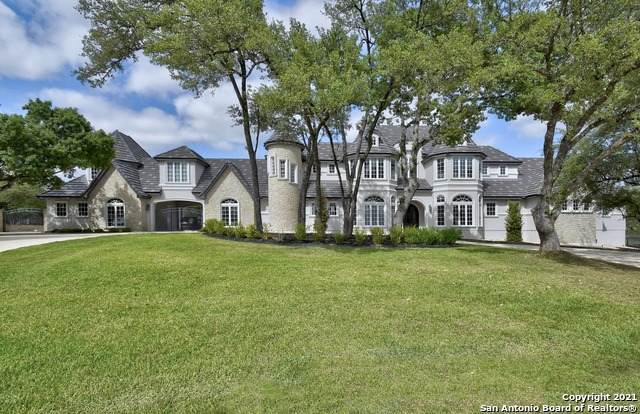 58 Sendero Pt, Fair Oaks Ranch, TX 78015 (#1527094) :: The Perry Henderson Group at Berkshire Hathaway Texas Realty