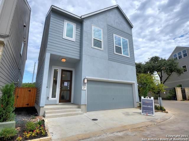 5843 Whitby Rd. Residence #10, San Antonio, TX 78240 (MLS #1527140) :: JP & Associates Realtors