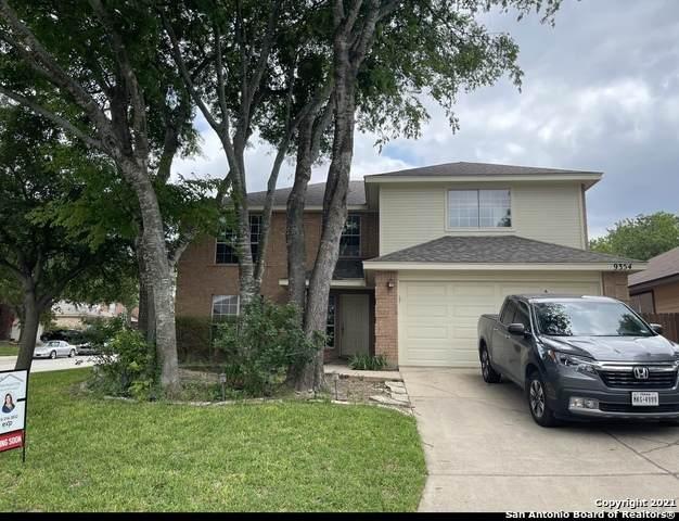 9354 Strong Box Way, San Antonio, TX 78254 (MLS #1527156) :: Williams Realty & Ranches, LLC