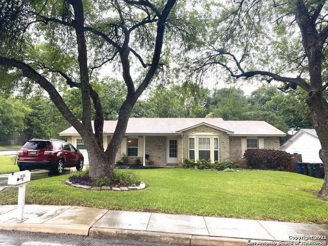 4135 Big Meadows St, San Antonio, TX 78230 (MLS #1527157) :: Williams Realty & Ranches, LLC