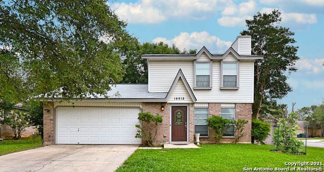 14918 Moss Stone, San Antonio, TX 78232 (#1527174) :: The Perry Henderson Group at Berkshire Hathaway Texas Realty