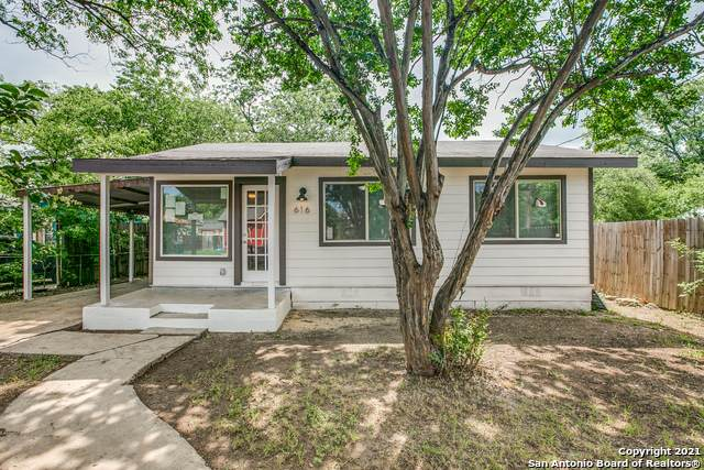 616 S San Dario Ave, San Antonio, TX 78237 (MLS #1527181) :: Keller Williams Heritage