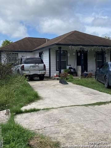 614 Sewanee St, San Antonio, TX 78210 (MLS #1527189) :: 2Halls Property Team | Berkshire Hathaway HomeServices PenFed Realty