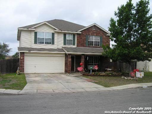 1015 Lynx Bend, San Antonio, TX 78251 (MLS #1527199) :: Beth Ann Falcon Real Estate