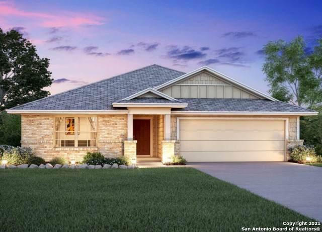765 Stonemanor Bay, Seguin, TX 78155 (MLS #1527293) :: 2Halls Property Team | Berkshire Hathaway HomeServices PenFed Realty