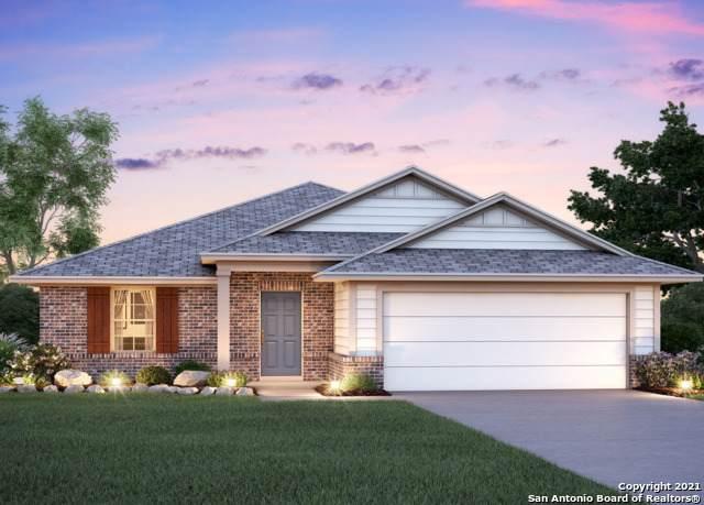 809 Stonemanor Bay, Seguin, TX 78155 (MLS #1527312) :: 2Halls Property Team | Berkshire Hathaway HomeServices PenFed Realty