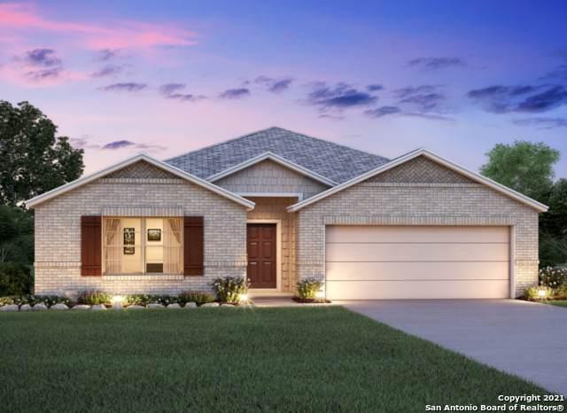 813 Stonemanor Bay, Seguin, TX 78155 (MLS #1527323) :: 2Halls Property Team | Berkshire Hathaway HomeServices PenFed Realty