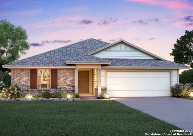 828 Stonemanor Bay, Seguin, TX 78155 (MLS #1527326) :: 2Halls Property Team | Berkshire Hathaway HomeServices PenFed Realty