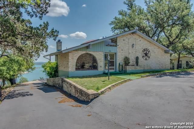 130 Canteen, Canyon Lake, TX 78133 (MLS #1527329) :: The Real Estate Jesus Team