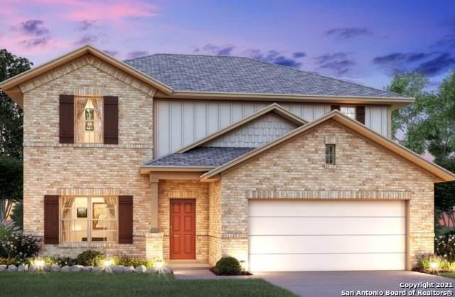 768 Stonemanor Bay, Seguin, TX 78155 (MLS #1527338) :: 2Halls Property Team | Berkshire Hathaway HomeServices PenFed Realty