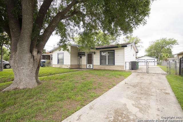 662 Aurora Ave, San Antonio, TX 78228 (MLS #1527344) :: Keller Williams Heritage