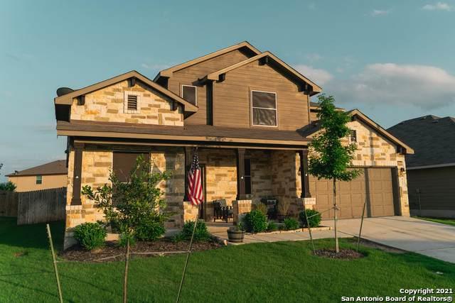 912 Cypress Mill, New Braunfels, TX 78130 (MLS #1527374) :: The Gradiz Group