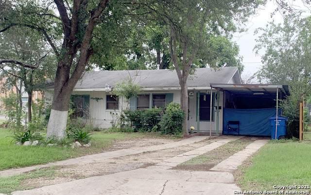 182 Hartford Ave, San Antonio, TX 78223 (MLS #1527377) :: Bray Real Estate Group