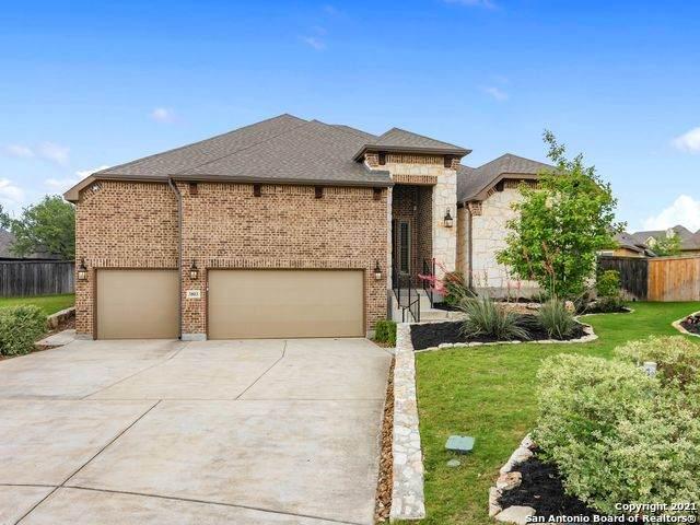 3803 Padova Pl, San Antonio, TX 78258 (MLS #1527393) :: Green Residential