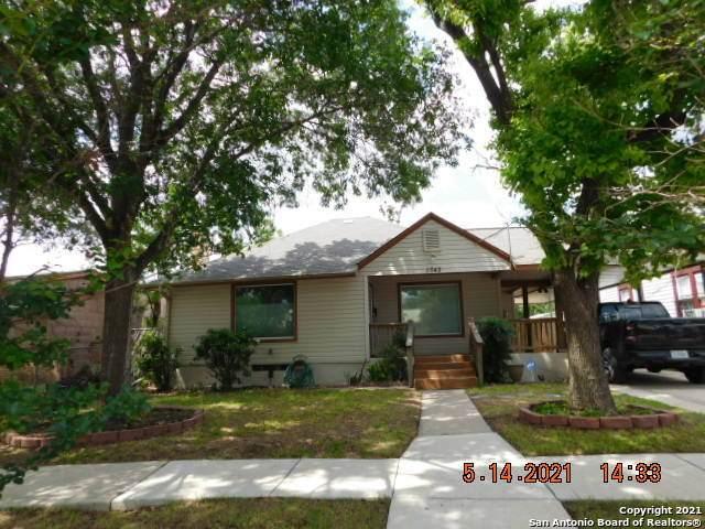 1743 W Huisache Ave, San Antonio, TX 78201 (MLS #1527459) :: The Castillo Group