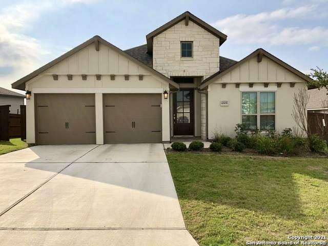 6505 Crockett Cove, Schertz, TX 78108 (MLS #1527465) :: The Castillo Group