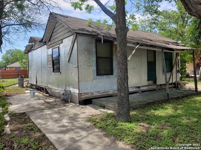 1402 W Gerald Ave, San Antonio, TX 78211 (MLS #1527530) :: The Castillo Group