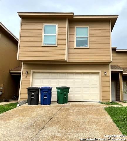 15 Oak Plaza, San Antonio, TX 78216 (MLS #1527538) :: BHGRE HomeCity San Antonio