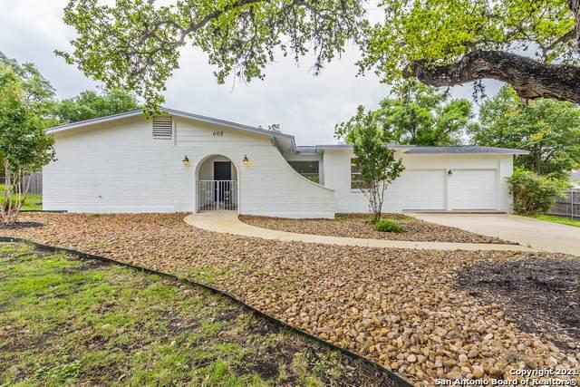 608 El Portal Dr, San Antonio, TX 78232 (MLS #1527550) :: Bexar Team