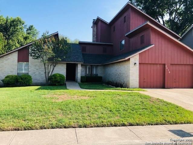 2414 Shadow Cliff St, San Antonio, TX 78232 (MLS #1527552) :: Williams Realty & Ranches, LLC