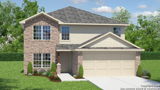 7622 Eclipse Mark, San Antonio, TX 78252 (MLS #1527560) :: Beth Ann Falcon Real Estate