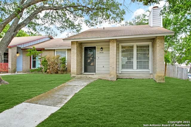 4438 Hilton Head St, San Antonio, TX 78217 (MLS #1527587) :: Bexar Team