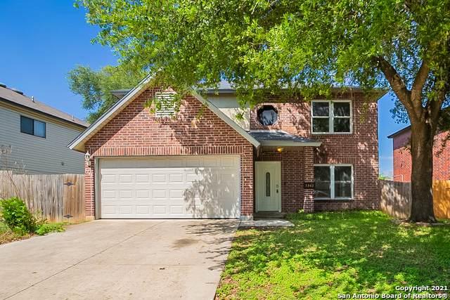 5343 Colton Crk, San Antonio, TX 78251 (MLS #1527597) :: Beth Ann Falcon Real Estate