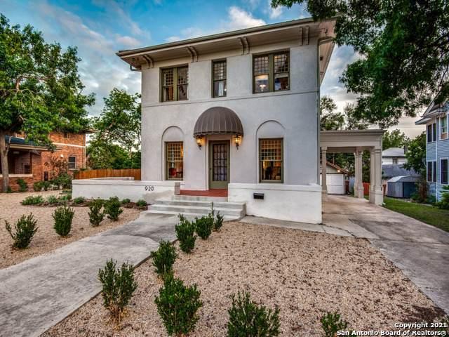 920 W Mistletoe Ave, San Antonio, TX 78201 (MLS #1527649) :: The Castillo Group