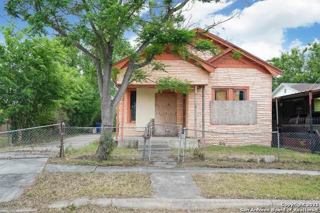 1022 E Crockett St, San Antonio, TX 78202 (MLS #1527666) :: The Castillo Group