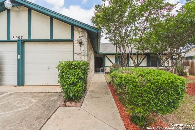 8907 Ridge Hollow St, San Antonio, TX 78250 (MLS #1527680) :: The Castillo Group