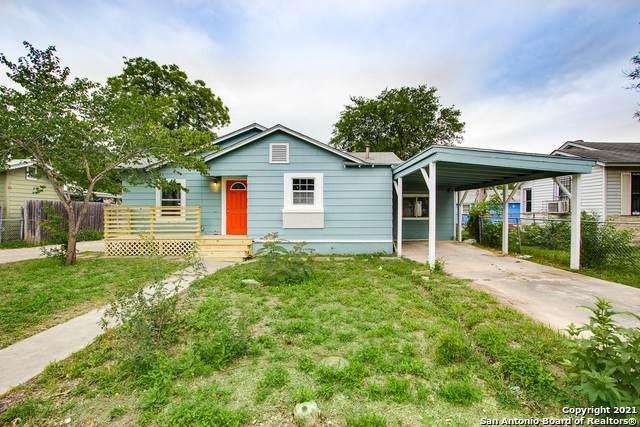 1718 W Winnipeg Ave, San Antonio, TX 78225 (MLS #1527687) :: The Castillo Group
