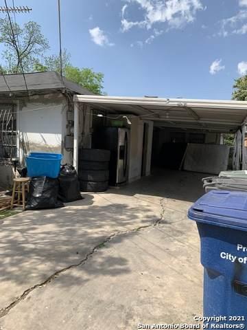 445 Pace St, San Antonio, TX 78207 (MLS #1527689) :: The Castillo Group