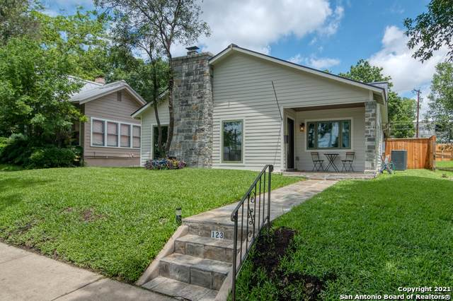 123 Blue Bonnet Blvd, Alamo Heights, TX 78209 (MLS #1527690) :: The Castillo Group