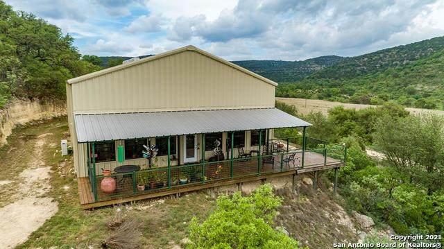 527 John Buchanan Rd., Leakey, TX 78873 (MLS #1531374) :: The Rise Property Group