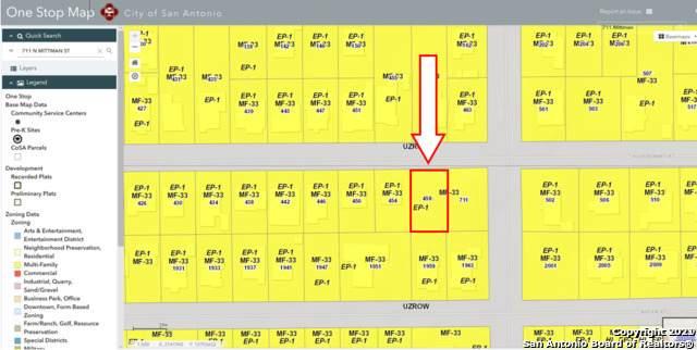 458 Blue Bonnet St, San Antonio, TX 78202 (MLS #1532894) :: The Mullen Group | RE/MAX Access