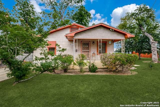 306 W Lubbock St, San Antonio, TX 78204 (MLS #1532947) :: Keller Williams Heritage