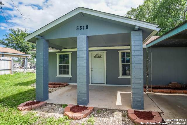 8818 Easy Valley St, San Antonio, TX 78227 (MLS #1532994) :: The Glover Homes & Land Group