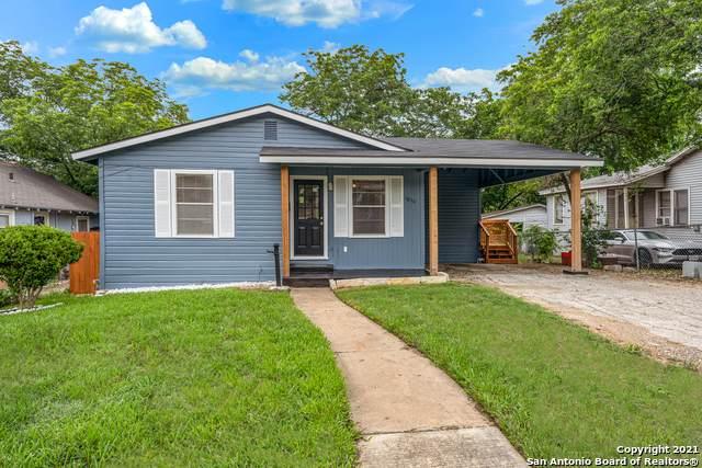 1830 N Center St, San Antonio, TX 78202 (MLS #1533162) :: Real Estate by Design