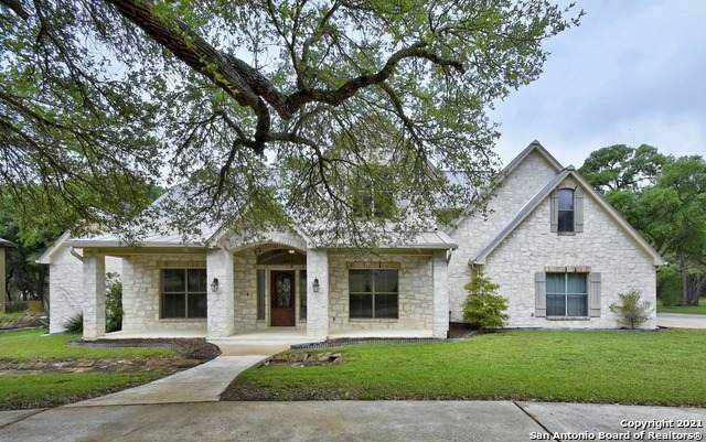 219 Shepherds Crook, Helotes, TX 78023 (MLS #1533175) :: Real Estate by Design