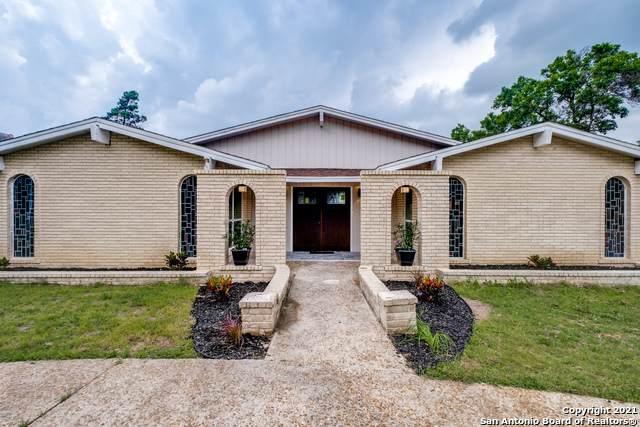 105 Shalimar Dr, Castle Hills, TX 78213 (MLS #1533190) :: BHGRE HomeCity San Antonio