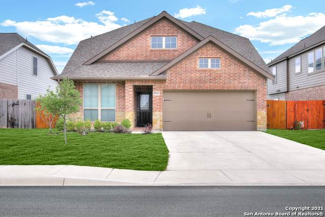 2924 Coral Way, Seguin, TX 78155 (MLS #1533199) :: The Glover Homes & Land Group