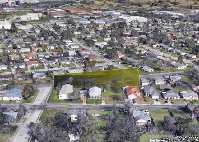 2406 Aransas Ave, San Antonio, TX 78220 (MLS #1533300) :: The Rise Property Group