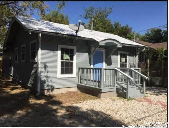 121 Palo Blanco St, San Antonio, TX 78210 (MLS #1533335) :: The Glover Homes & Land Group