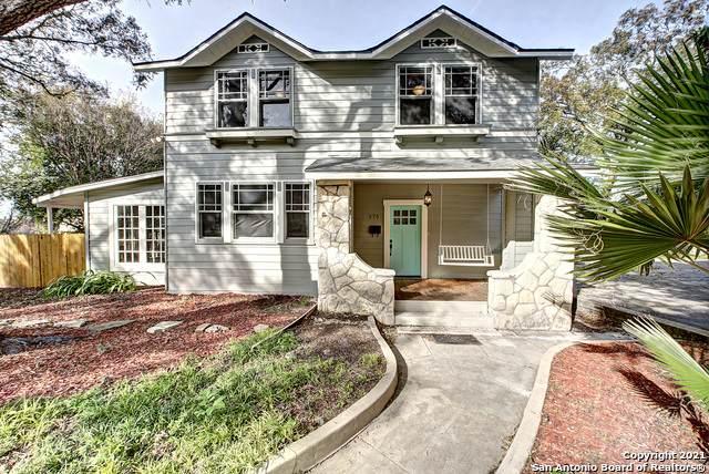 275 Post Ave, San Antonio, TX 78215 (MLS #1533414) :: Concierge Realty of SA