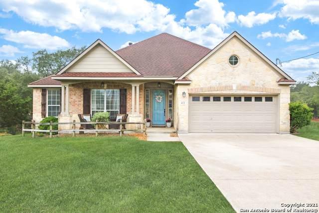 422 Starlight Pass, San Antonio, TX 78260 (MLS #1533455) :: 2Halls Property Team | Berkshire Hathaway HomeServices PenFed Realty