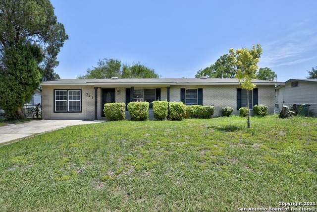 7219 Westport Way, San Antonio, TX 78227 (MLS #1533570) :: Beth Ann Falcon Real Estate