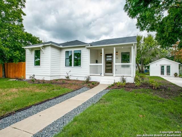 113 Bryn Mawr Dr, San Antonio, TX 78209 (MLS #1533762) :: The Rise Property Group