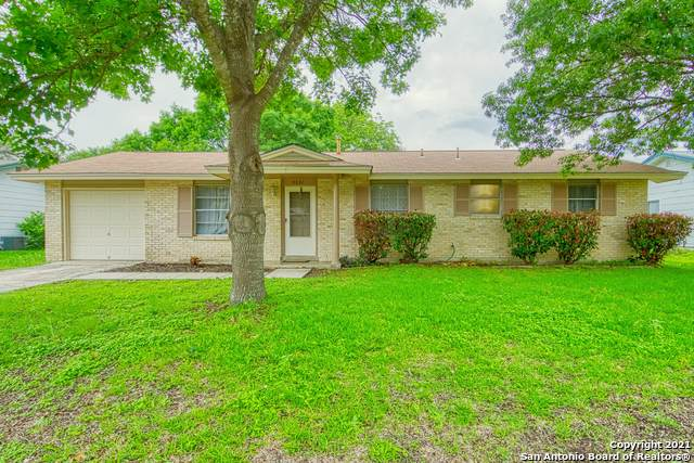5031 Guinevere Dr, San Antonio, TX 78218 (MLS #1533795) :: Alexis Weigand Real Estate Group
