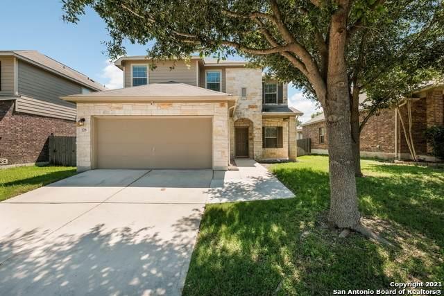 225 Bareback Bend, Cibolo, TX 78108 (MLS #1533812) :: The Mullen Group | RE/MAX Access